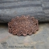 Copper Moroccan Lace Scalloped Bracelet bar (1)