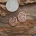 Copper Bear Paw (1) pair
