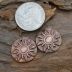 Copper Full Sun Pair  (1 pair)