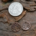 Copper Tree of Life Charms (1) pair