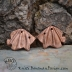 Beautiful little Textured Copper Angel Fish pair.