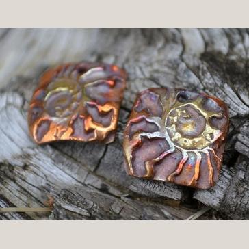 Copper Components by Kristi Bowman Design