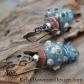 Bumpy Sputnik Earrings
